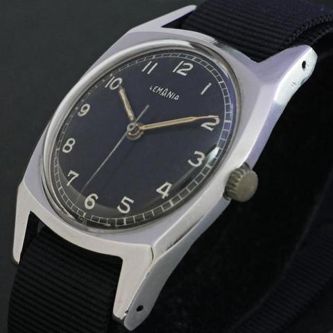 05.チェコ政府所有物だった腕時計